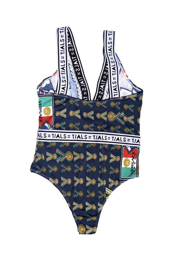 TIALS x Versace Bodysuit (SOLD OUT) -  THISISALOVESONG