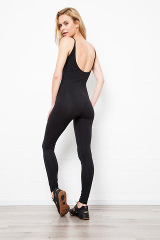 Catsuit Black - FUNKY SIMPLICITY