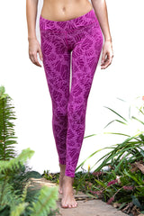 Leggings Butterfly Pink - FUNKY SIMPLICITY