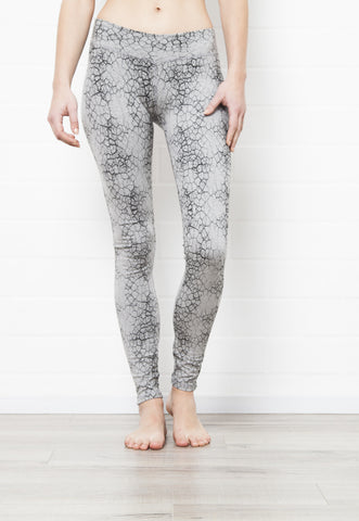 Leggings Lightning Turquoise