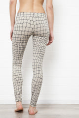 Leggings Crocodile Grey - FUNKY SIMPLICITY