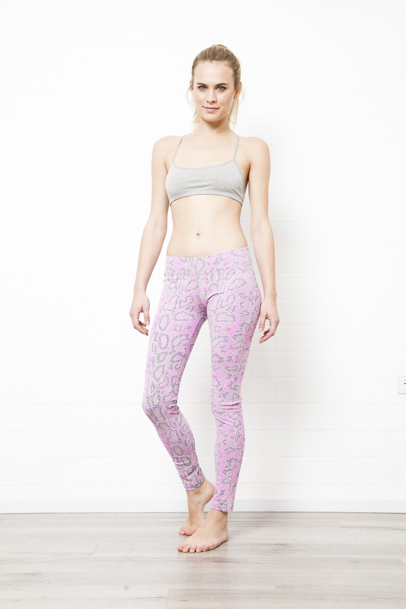 Leggings Dragon Pink - FUNKY SIMPLICITY