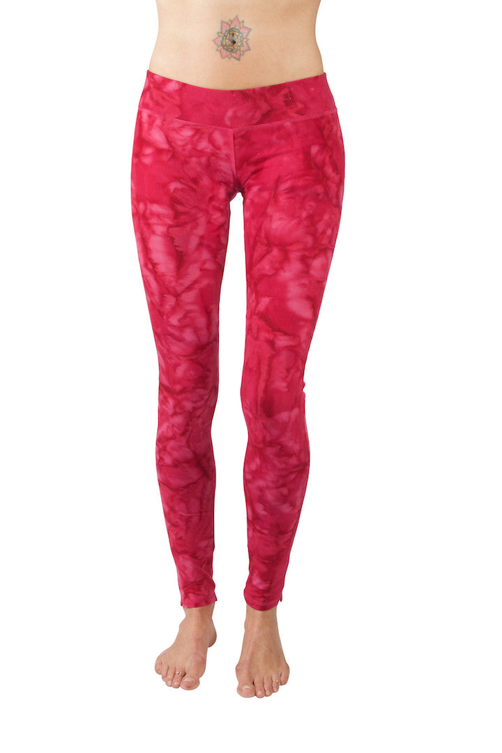 Smokey Pink Leggings Tight - FUNKY SIMPLICITY