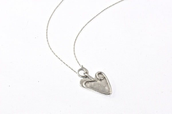 Murray's Commemorative Heart Necklace
