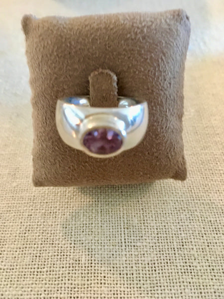 Cape Amethyst Ring