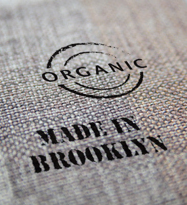 olivier amandine organic and made in brooklyn graphic
