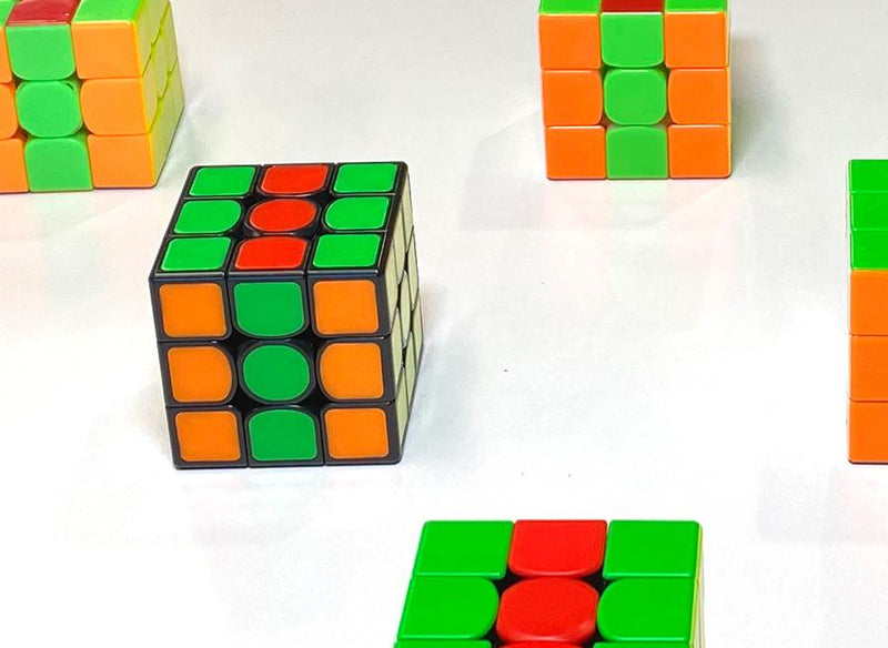 Best Cubes for Colorblind Solvers