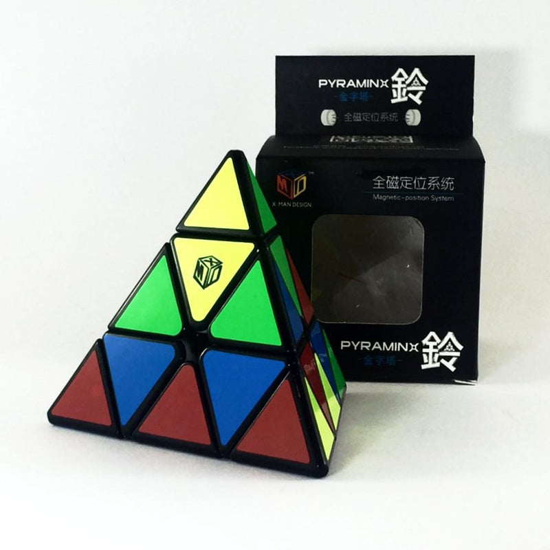 XMan Design Bell Pyraminx Packaging