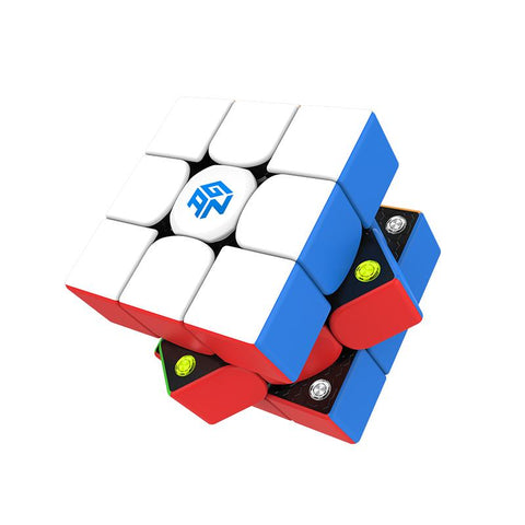 GAN356 M Stickerless Magnetic Speed Cube