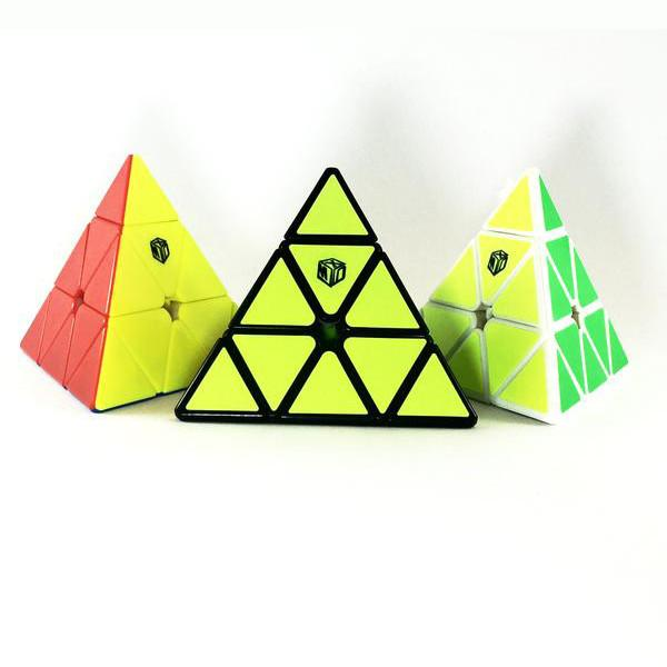 XMan Design Bell Pyraminx colors