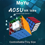 Moyu Aosu WRM 4x4 Magnetic Speed Cube