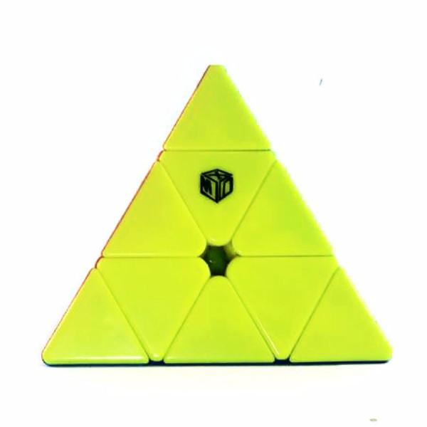XMan Design Bell Pyraminx Stickerless