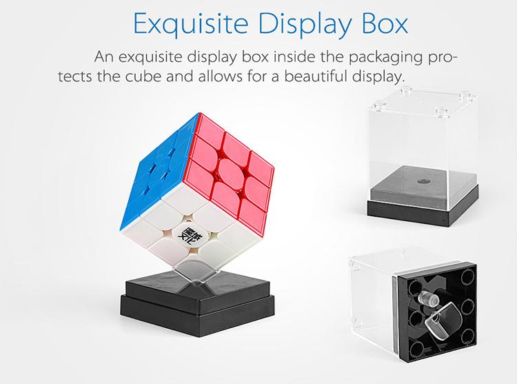 MoYu WeiLong GTS 3M 3x3x3 56mm MAGNETIC SPEED CUBE