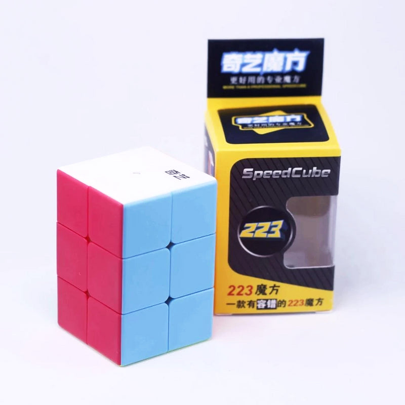 QiYi 2x2x3 Cuboid Packaging