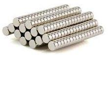 4mm x 2mm N45 Rare-Earth Magnets 50PCS
