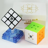 MoYu WeiLong WR M 3x3x3 55.5mm MAGNETIC SPEED CUBE