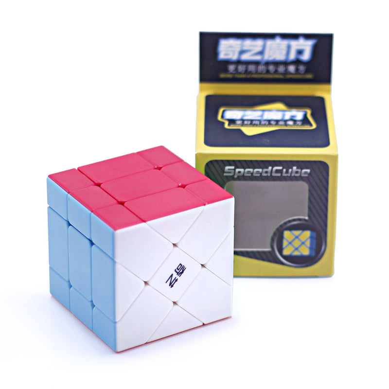 QiYi Fisher Cube Packaging