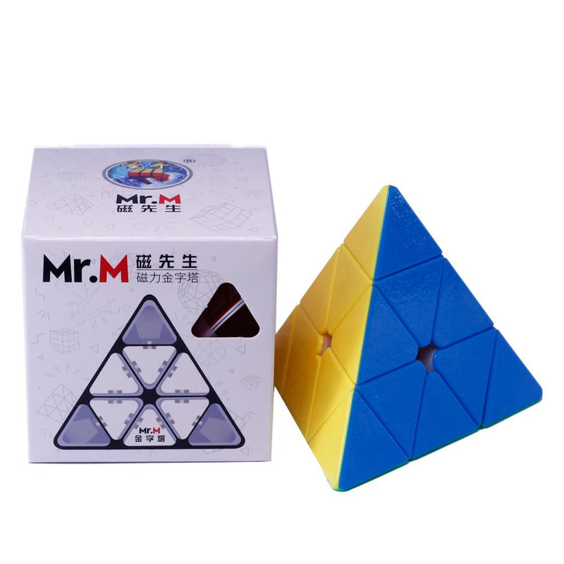Shengshou Mr M Pyraminx Packaging