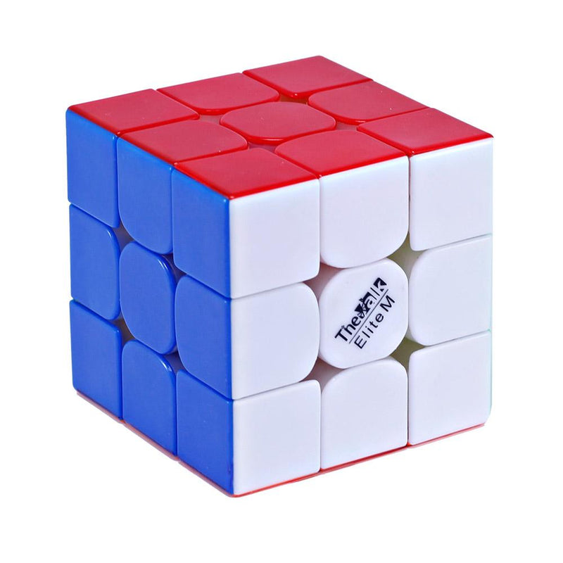 The new QiYi Valk 3 Elite Magnetic 3x3x3 Speed Cube