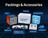 MoYu Aochuang WRM 5x5 Packaging and Accesories