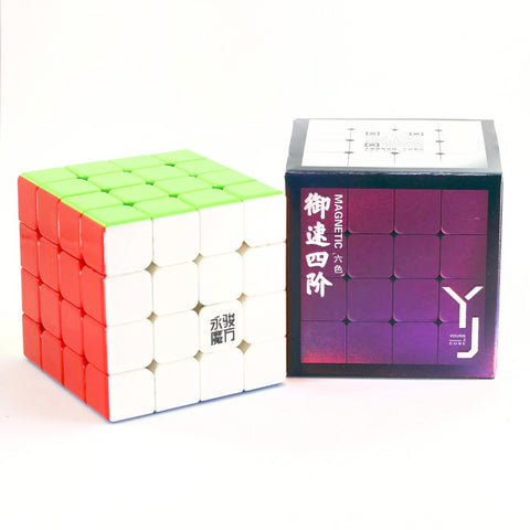 YJ YuSu V2 M 4x4x4 Magnetic Speed Cube