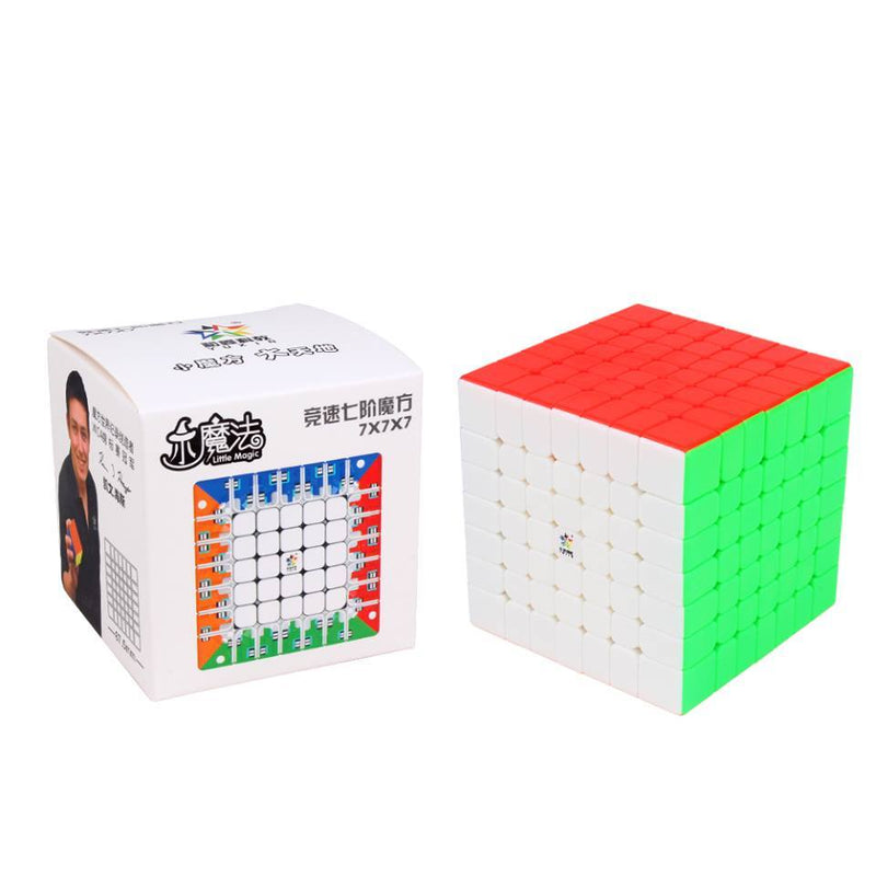 Yuxin Little Magic M 7X7X7 Magnetic SPEED CUBE