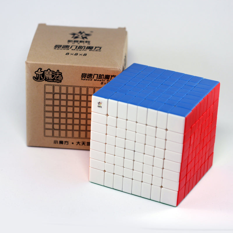 Yuxin Little Magic 8x8x8 MAGIC CUBE