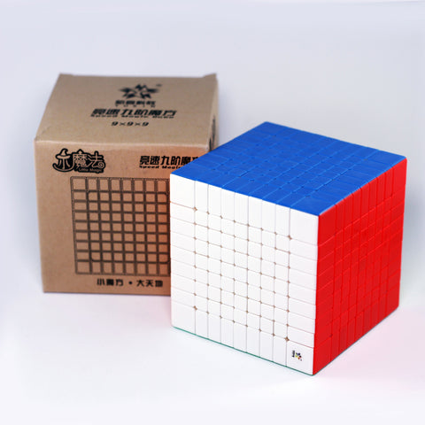 Yuxin Little Magic 9x9x9 MAGIC CUBE
