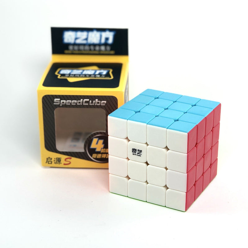QiYi QiYuan 4x4 Packaging