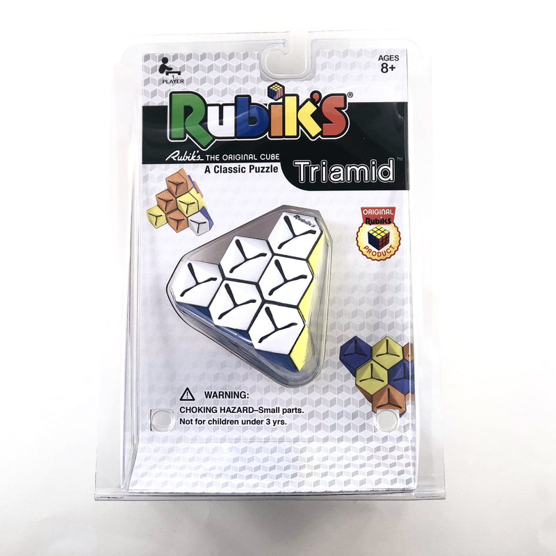 Rubiks Triamid Assembly Puzzle