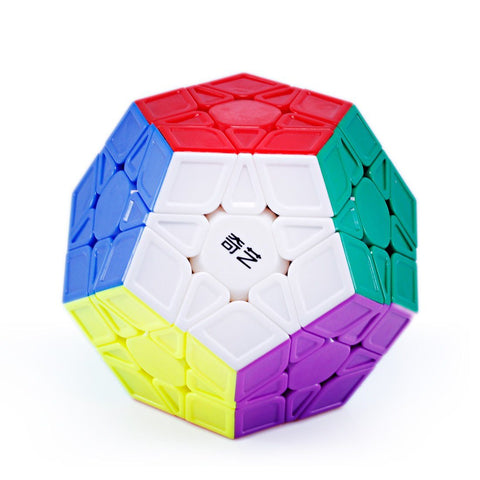 QiYi QiHeng S Megaminx (Sculpted Stickerless)