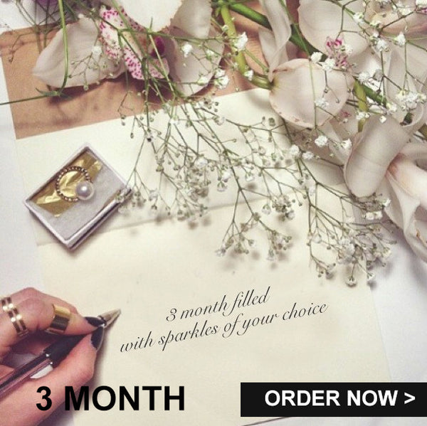 3 month jewelry subscription plan