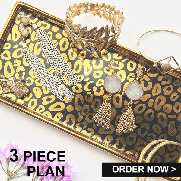 3 piece jewelry subscription plan