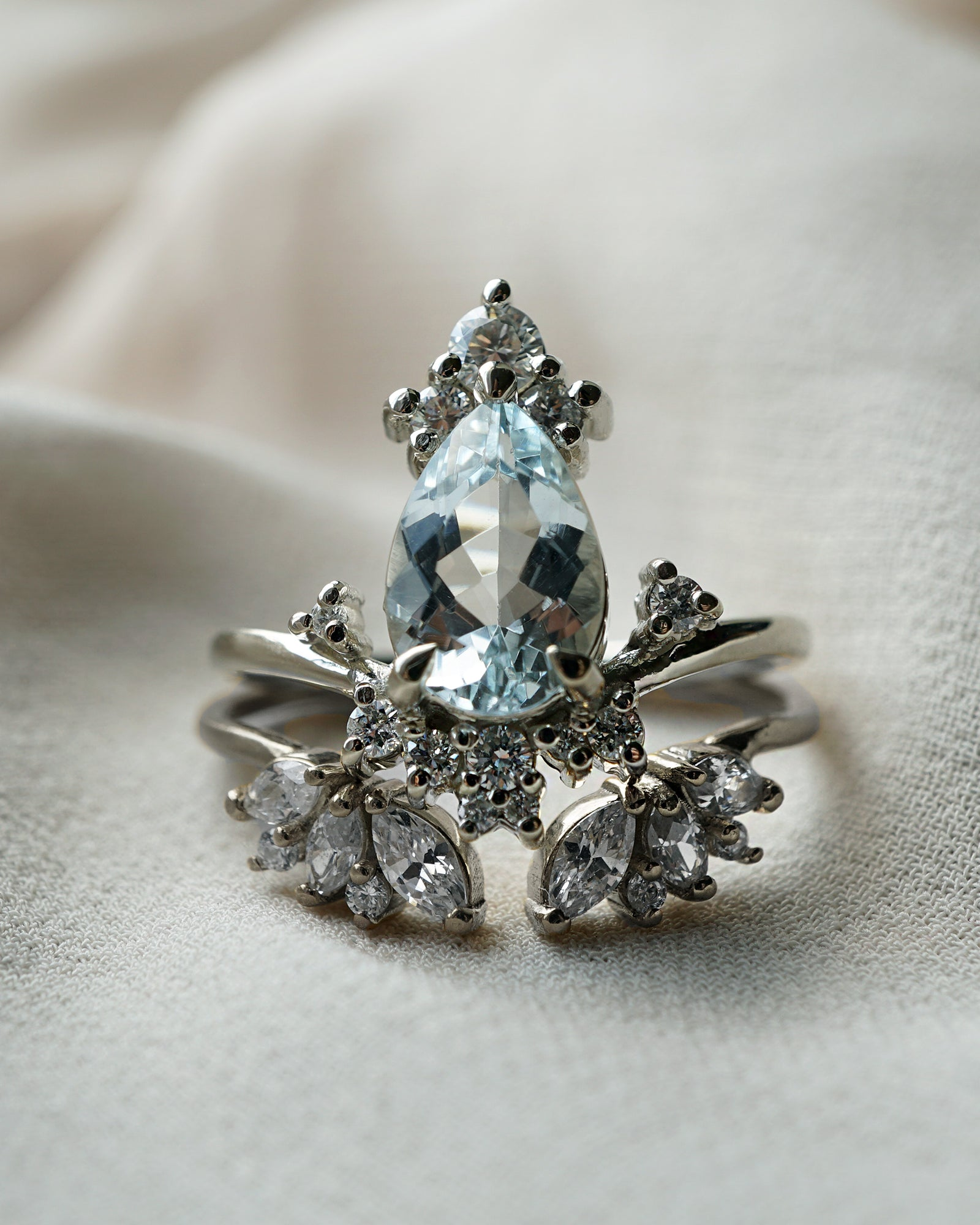 freya aquamarine ring
