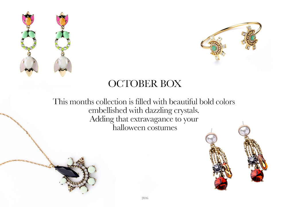 october box tippy taste jewelry