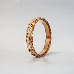 Intertwined Ring Band, 3mm