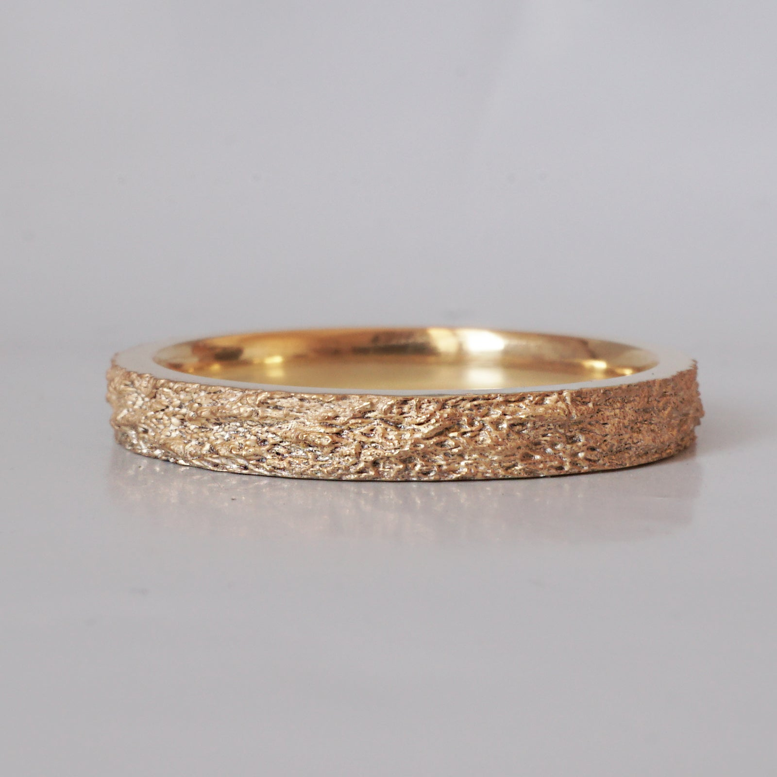 Meteoroid Ring Band, 3mm