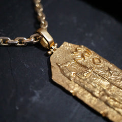Anubis Egyptian Pendant - Tippy Taste Jewelry