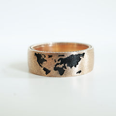 You Mean The World Ring, 8mm