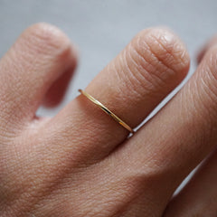 14K Meghan Stack Ring