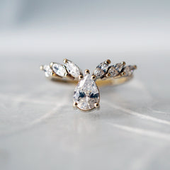Windsor Diamond Ring - Tippy Taste Jewelry