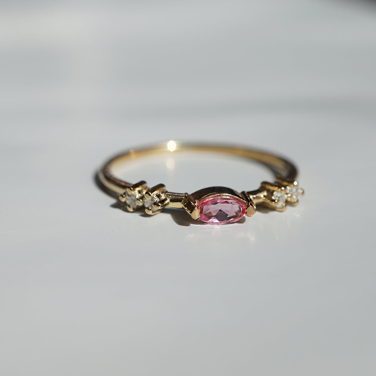 Tourmaline Venus Ring - Tippy Taste Jewelry