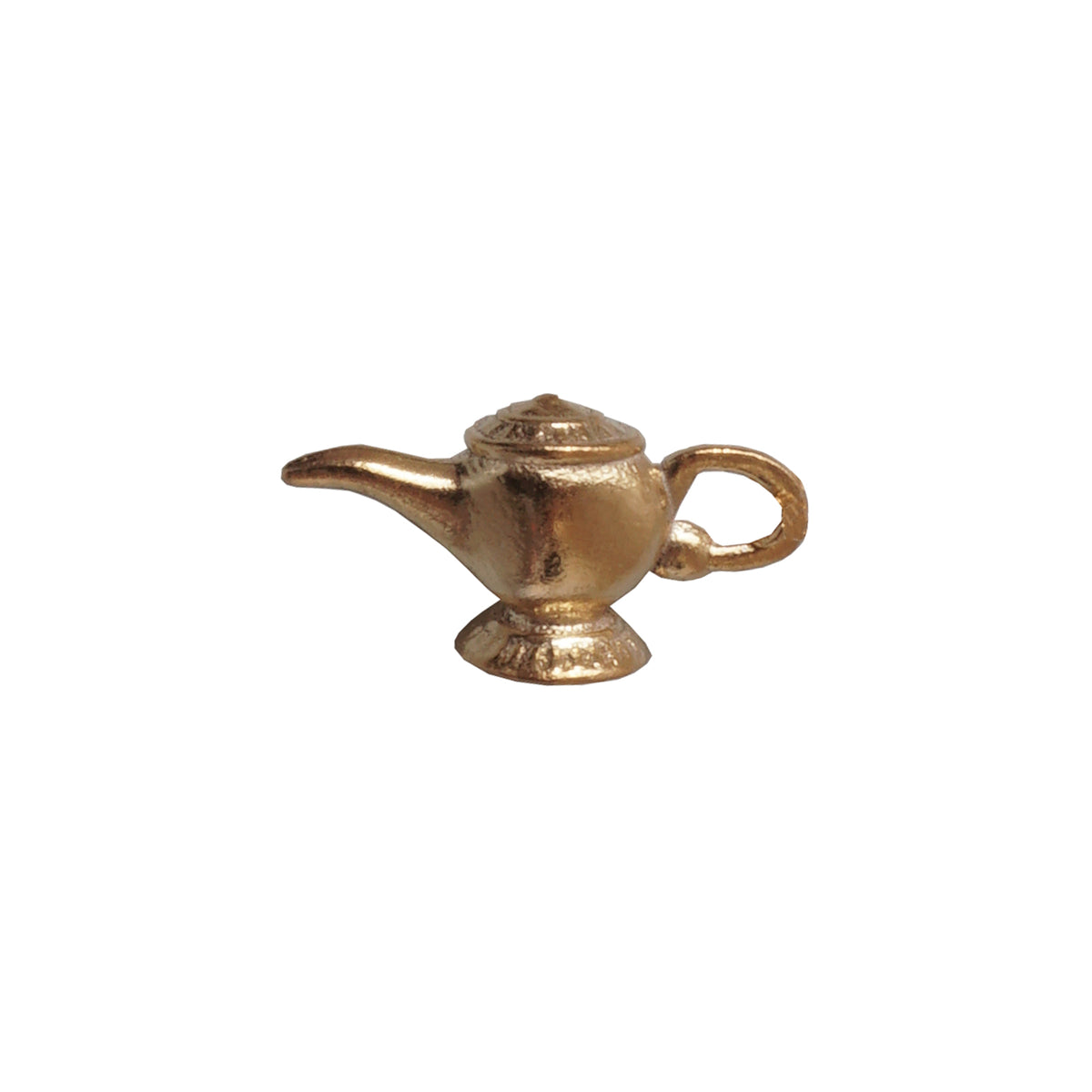 Genie Lamp Bottle Charm