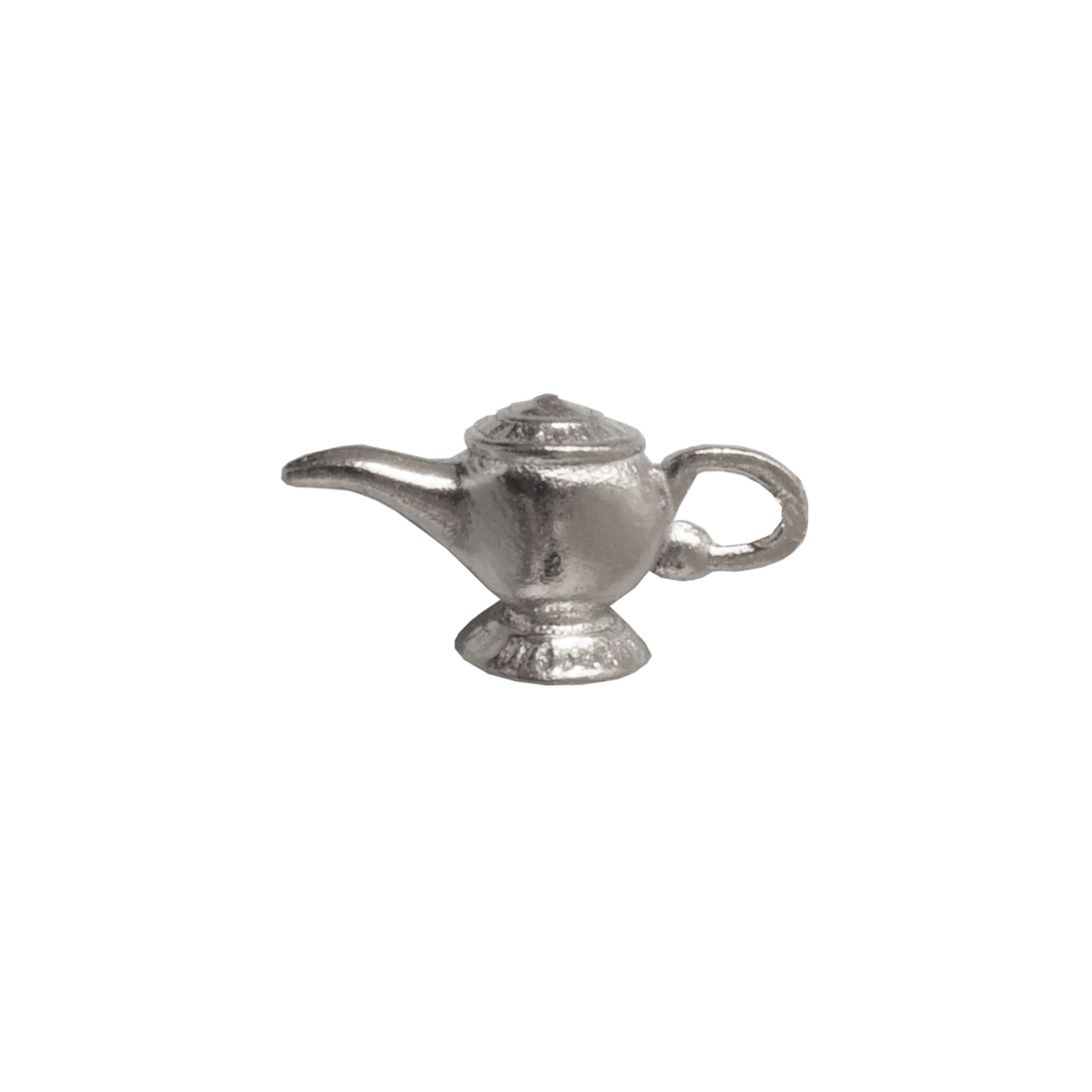 14K Genie Lamp Bottle Charm