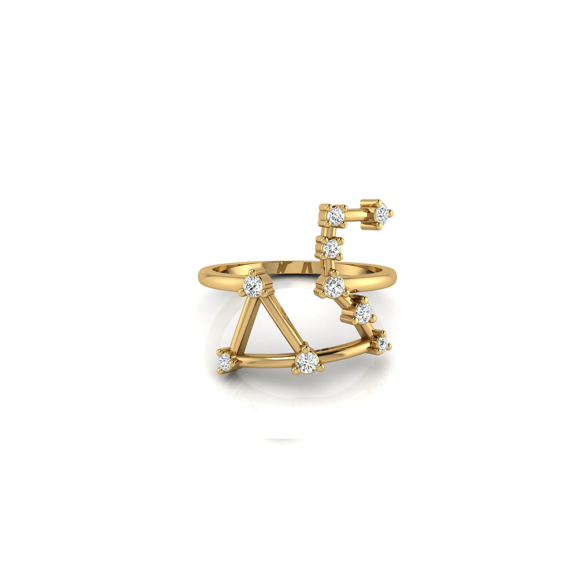 Leo Constellation Ring - Tippy Taste Jewelry