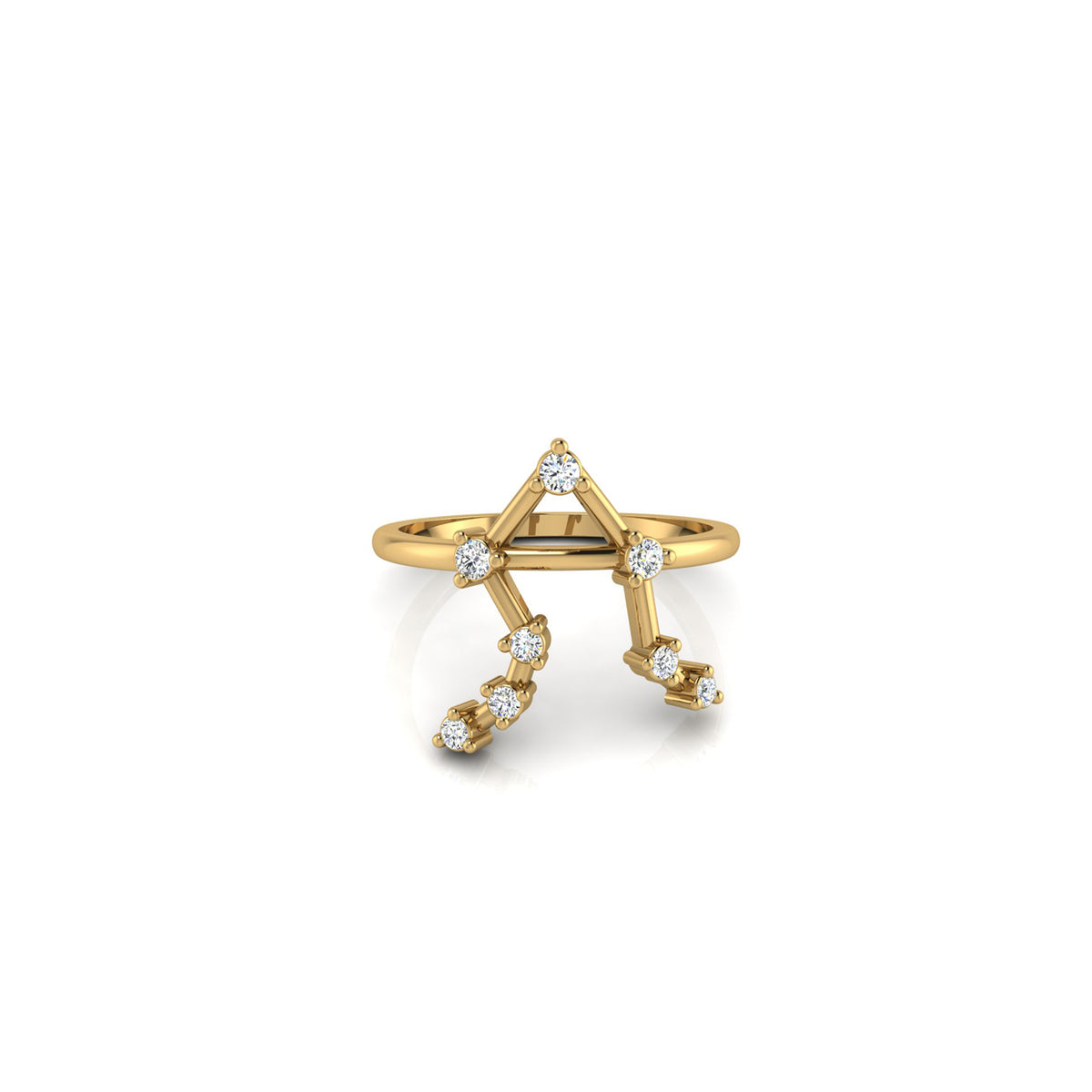 Libra Constellation Ring - Tippy Taste Jewelry