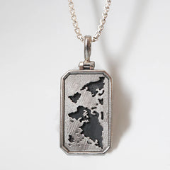 You Mean The World Pendant