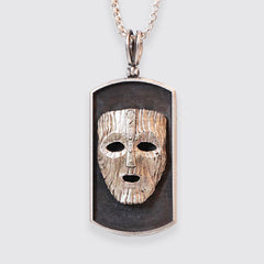 The Mask Loki Pendant