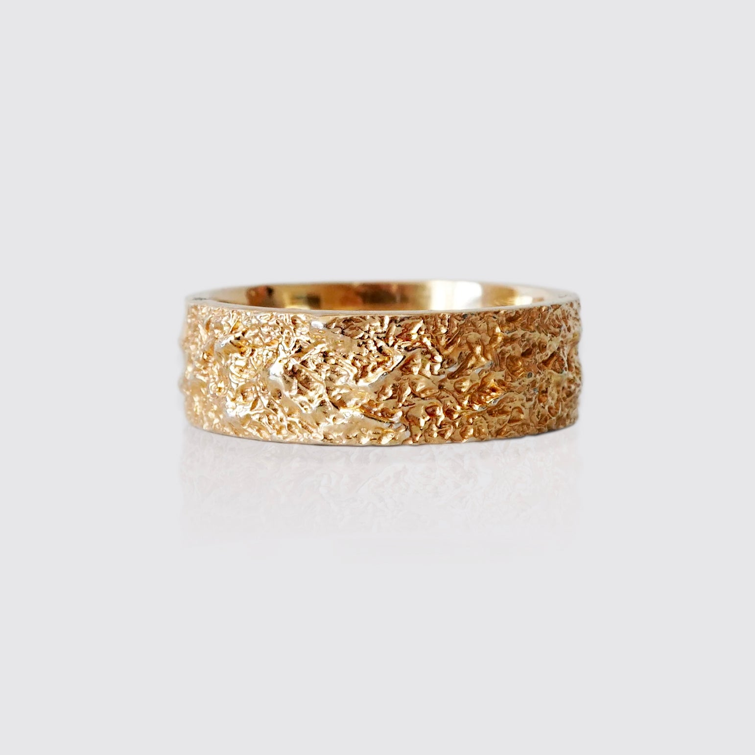 Meteoroid Ring Band, 7.2mm