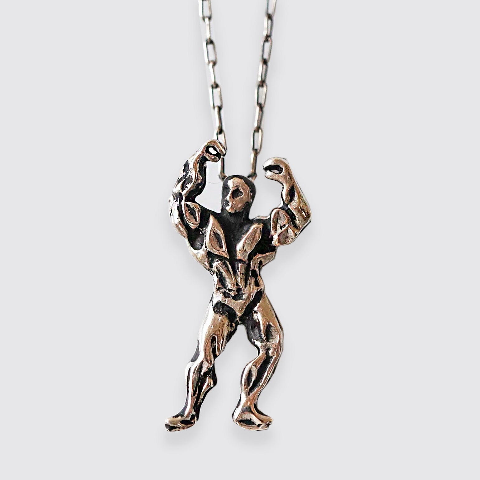 Olympia Body Builder Pendant